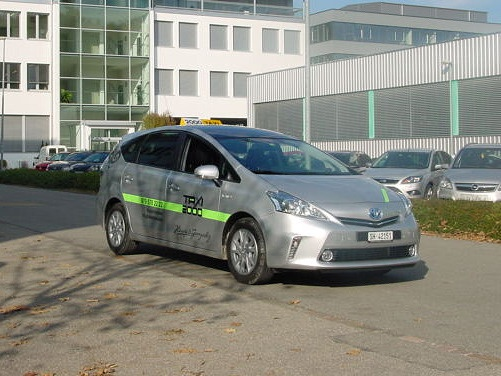 Taxi in Schaffhausen